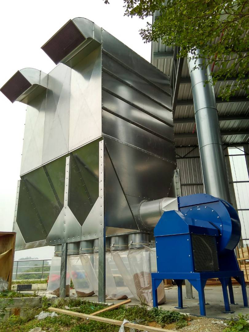 industrial duct systems