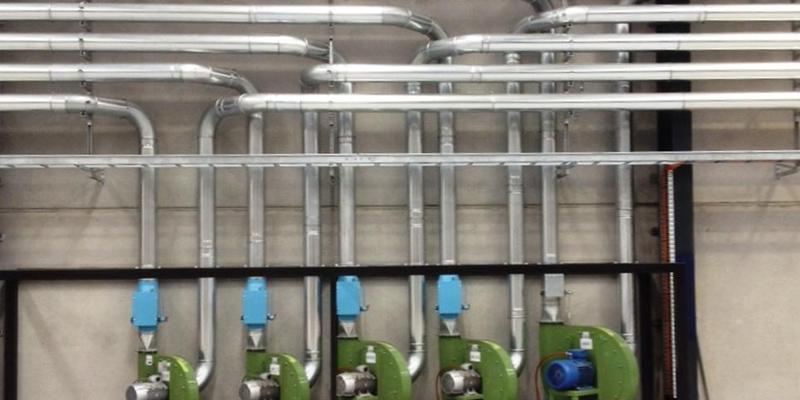 pu flexible ducting hose